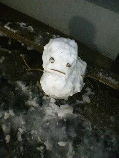 可愛い雪だるま1.JPG